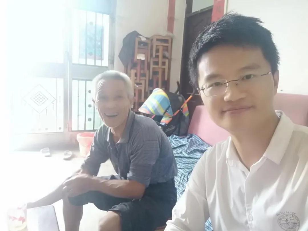 【我的扶贫故事】王刚: 一如既往做好驻村帮扶工作